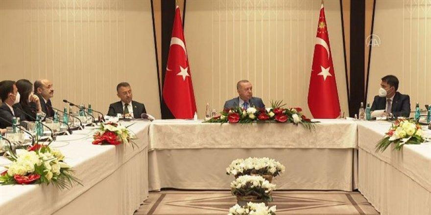 Erdoğan'dan müsilaj sorununun çözümü için özel toplantı