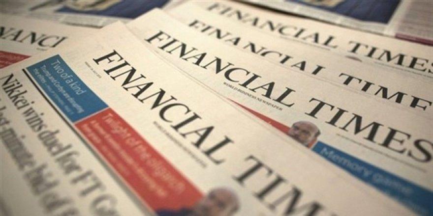Erdoğan'ın danışmanından Financial Times'a fotoğraf tepkisi