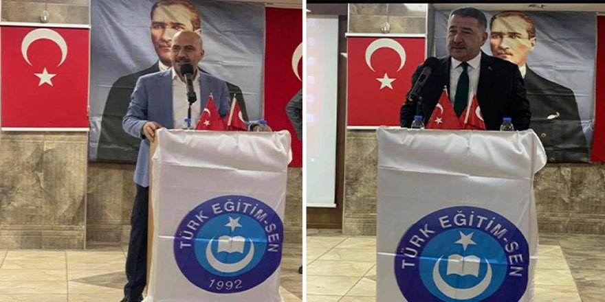 Şahindoğan ve Yiğit'ten Türk Eğitim-Sen Kahramanmaraş Şubelerine Ziyaret!