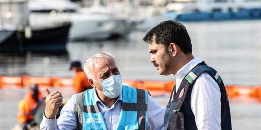 Bakan Kurum açıkladı: Marmara'da nerelerde yüzülebilecek?