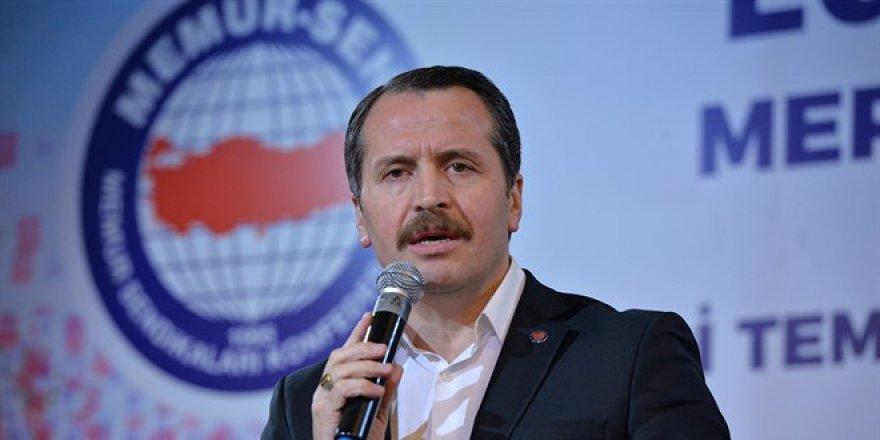 Ali Yalçın'dan İLKSAN Seçimleri Açıklaması: İl temsilciliği seçimleri Eylül ayında!