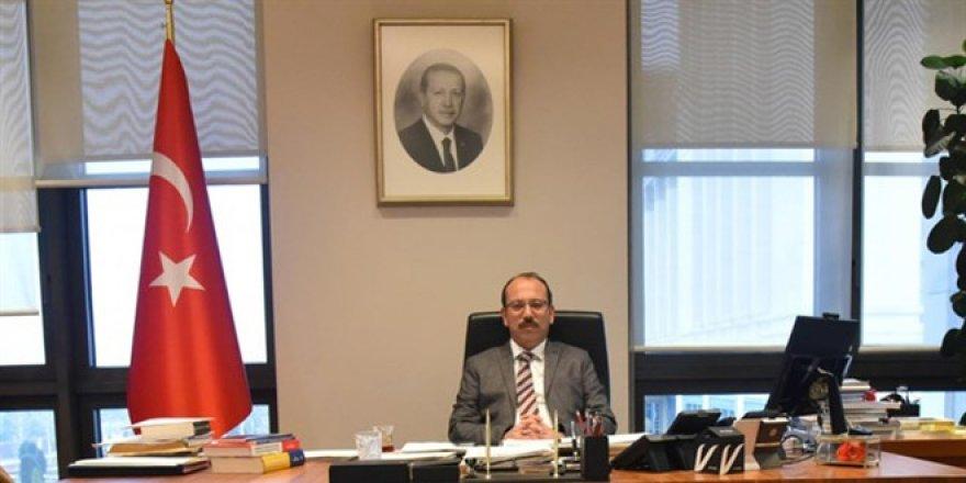 Sayıştay Başkanlığına Metin Yener seçildi