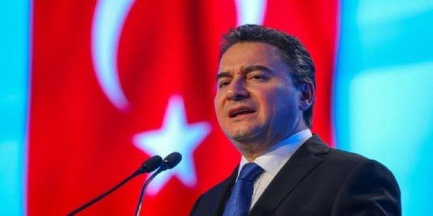 Ali Babacan'dan çarpıcı 'kabine' iddiası: Bahçeli kabul etmiyor