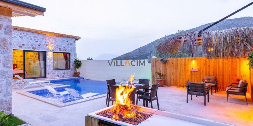 Korunaklı Villa İle Tatil Keyfi