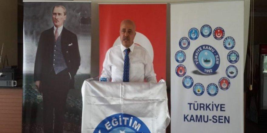 Türk Eğitim-Sen Genel Sekreteri Musa Akkaş Aydın'da Konuştu!