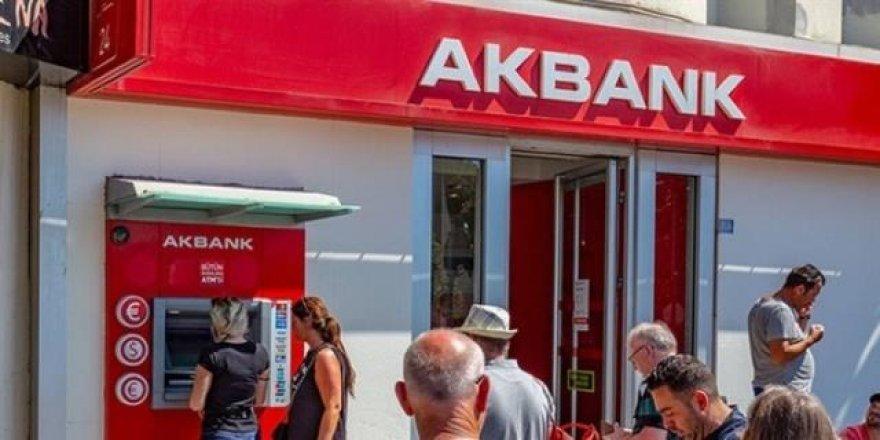 Bazı veriler yayımlandı! Akbank'ta 18 milyon diken üstünde