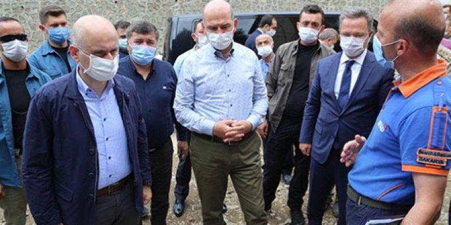 Erdoğan talimat verdi! 3 Bakan Rize'ye gidiyor