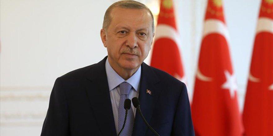 Cumhurbaşkanı Erdoğan'dan 'müjde' açıklaması