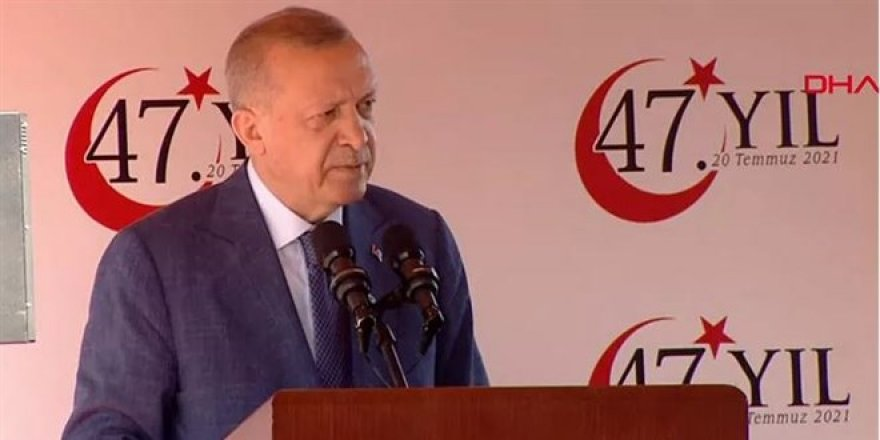 Erdoğan'ın sözlerinin Yunan medyasında yankısı: Korktuğumuz başımıza geldi