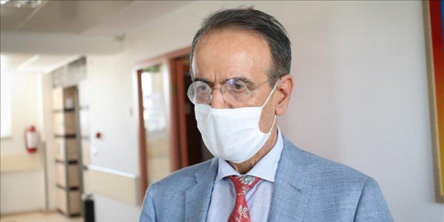 Prof. Ceyhan: Siz kim, aşı konusunda fikir ileri sürmek kim