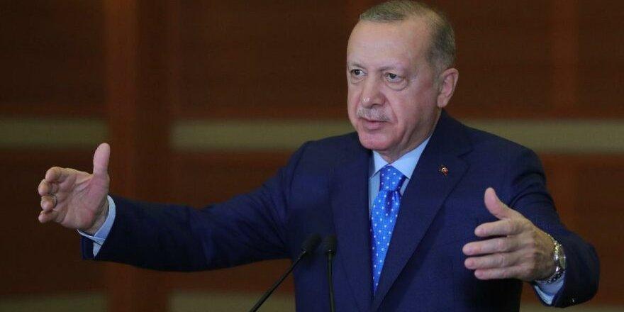 Cumhurbaşkanı Erdoğan, selin yıktığı Rize'ye gidiyor