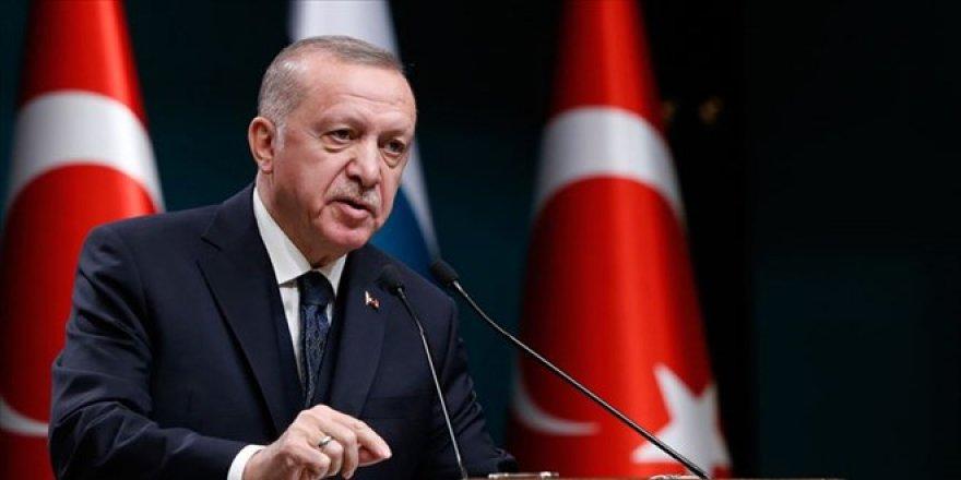 Erdoğan: Vergi ve SGK prim ödemeleri ertelenecek
