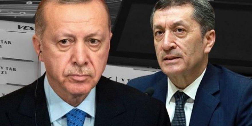 Cumhurbaşkanı Erdoğan, Ziya Selçuk'un yerine o ismi düşünüyor!