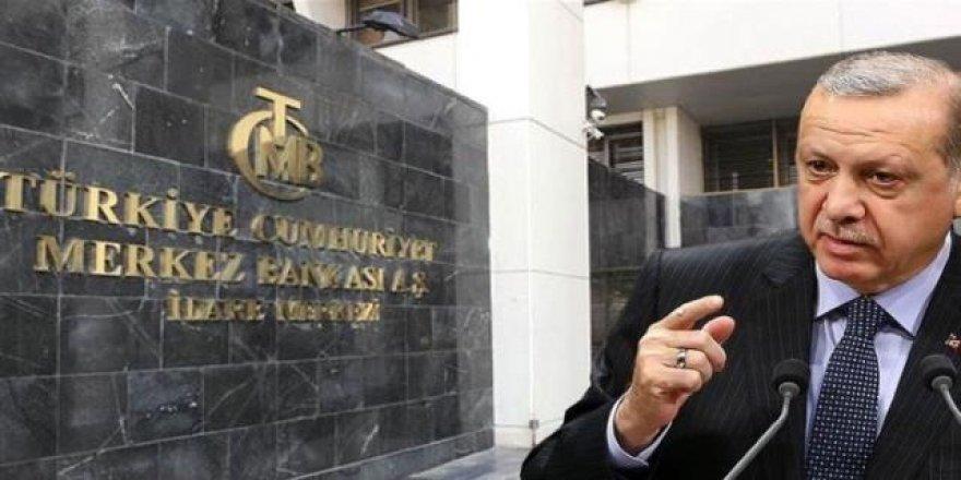 Erdoğan'dan Merkez Bankası'na yeni talimat!