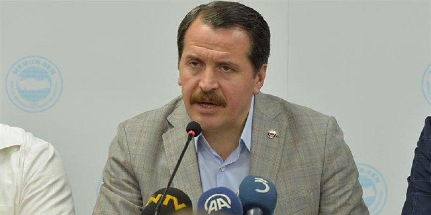 Ali Yalçın: Hükümetin teklifi memuru hayal kırıklığına uğratmamalı