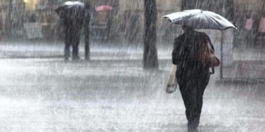 Meteoroloji uyardı: Bu illerde çok kuvvetli yağış bekleniyor