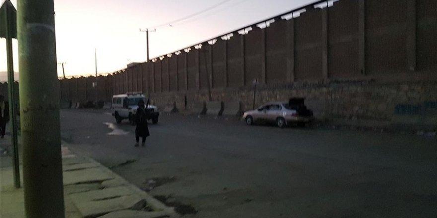 Kabil'de havaalanı bölgesinde büyük patlama! 13 ölü...