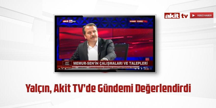 """Ali Yalçın: """"6. Dönem Toplu Sözleşme En Kapsayıcı En Reformist Toplu Sözleşmedir"""""""