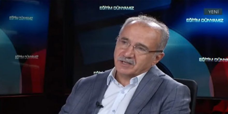 Eski Milli Eğitim Bakanı Dinçer: Dershanelerin Kapatılması Doğru Değildi!