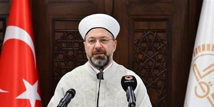 Diyanet İşleri Başkanlığı'na Prof. Dr Ali Erbaş yeniden atandı