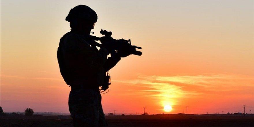 MSB acı haberi duyurdu: 1 askerimiz şehit oldu