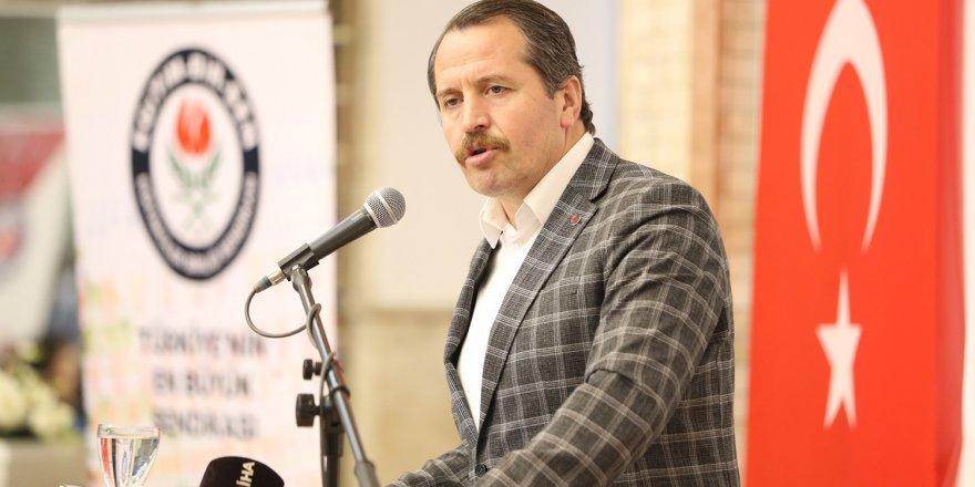 Ali Yalçın: Okullara TYP kapsamında daha çok personel alınmalıdır