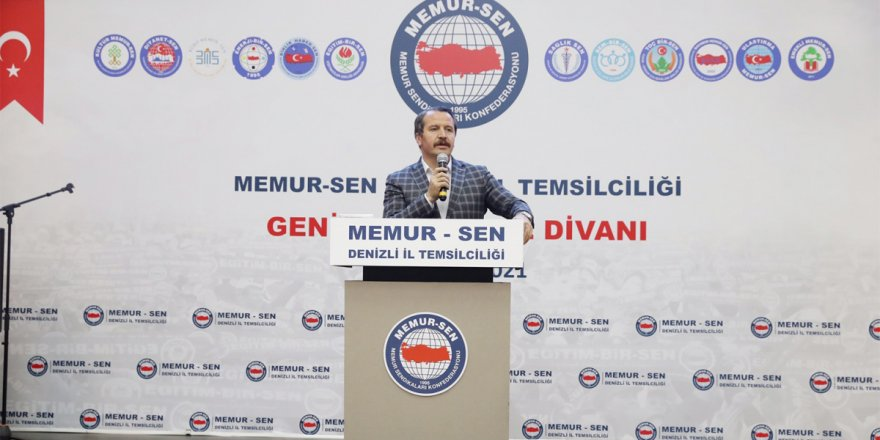 Ali Yalçın: Kazanımlarımız anlaşıldıkça üye sayımız daha da artacaktır