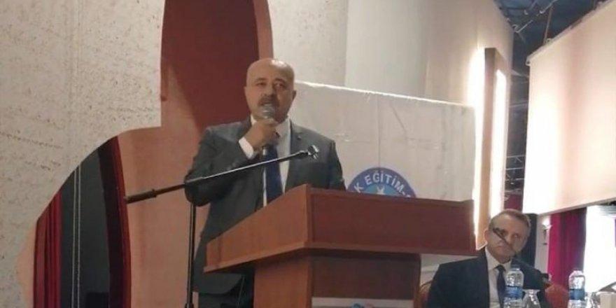 Musa Akkaş, İzmir şubelerinin düzenlediği istişare toplantısına katıldı