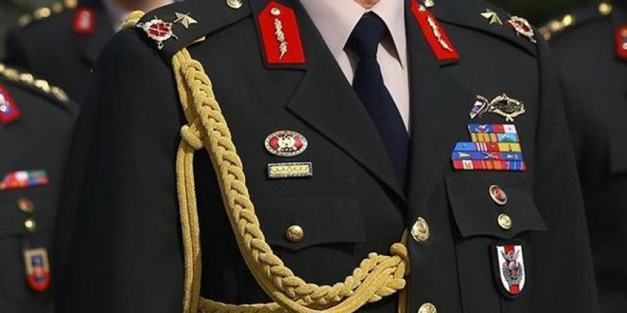 2 generalin emeklilik talebi kabul edildi