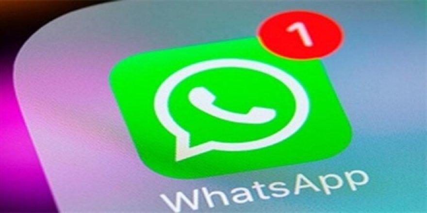 WhatsApp mesajlarında yeni özellik