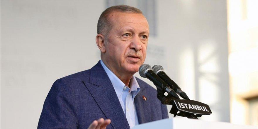Cumhurbaşkanı Erdoğan'dan 'öğrenci yurdu' tepkisi: Yalan Söylüyorsunuz Hayatınız Yalan!
