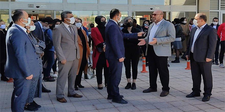 Ankara'da Veli Terör Estirdi! Müdür ve Müdür Yardımcısına Saldırıya Tepki!