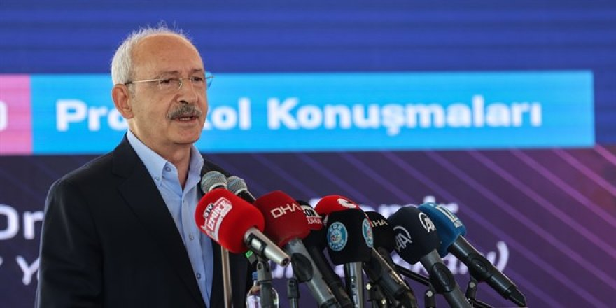 Kılıçdaroğlu'dan KHK'lılara ilişkin açıklama