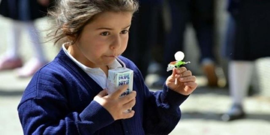 Çocuklarda gribin ilacı süt