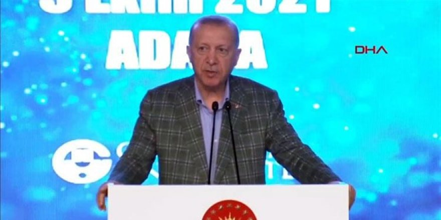 Erdoğan: Öğrencilerimiz otel standardında odalara kavuştu