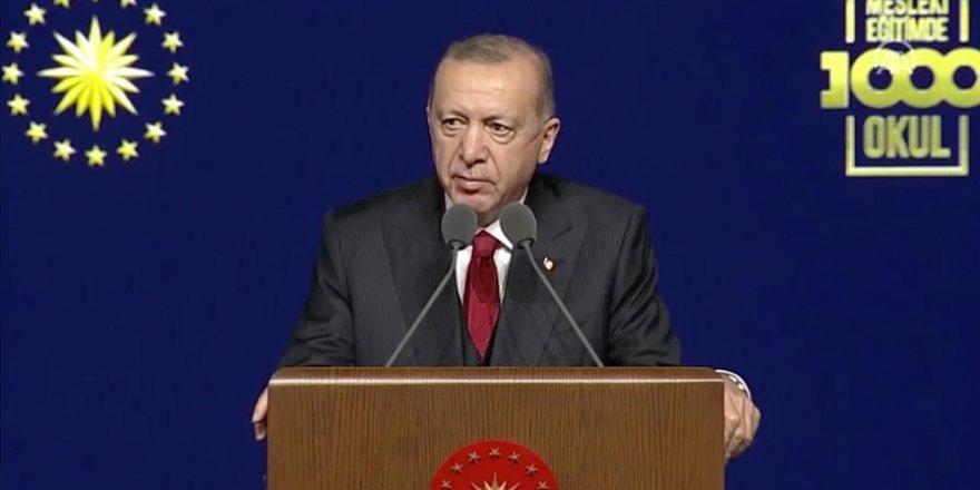 Cumhurbaşkanı Erdoğan'dan eğitimde üst üste müjdeler!