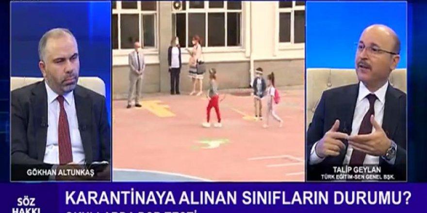 Talip Geylan: 3600 Ek Gösterge Konusunun Hamisi Türkiye Kamu-Sen'dir