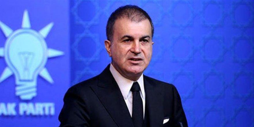 Ömer Çelik: Kılıçdaroğlu, devlet memurlarını tehdit ediyor