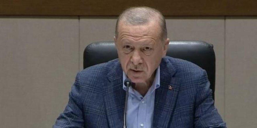 Erdoğan'dan Kılıçdaroğlu'na tepki: Bu açıklama bir suçtur