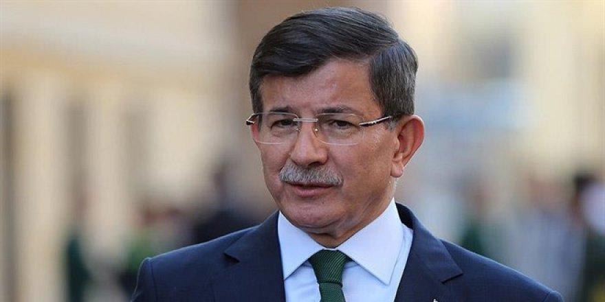 Davutoğlu'nun geçirdiği asansör kazasına ilişkin açıklama
