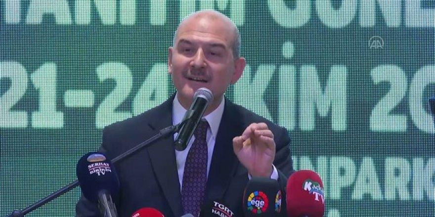Süleyman Soylu:  'Gelecek Türkiye'si bugünden çok daha güçlü olacak'