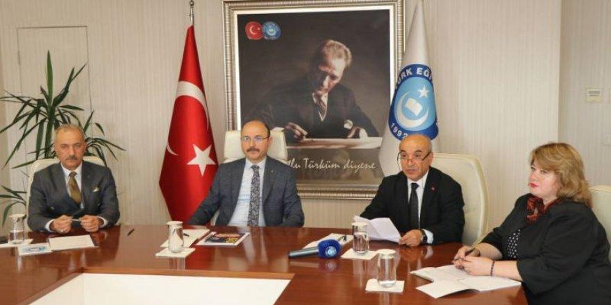 3. Uluslararası Türk Dünyası Mühendislik ve Fen Bilimleri Kongresi Başladı