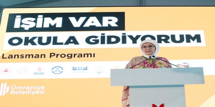 Emine Erdoğan: Öğretmen eksikliği eğitimin önüne set çekiyor