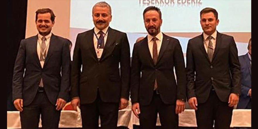 Abdurrahman Karataş, Türkiye Eskrim Federasyonu Yönetim Kurulu Üyeliğine Seçildi