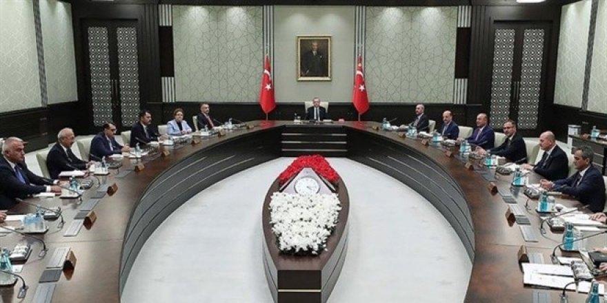 Kabine toplandı: Dövizdeki artış ve elçiler masada