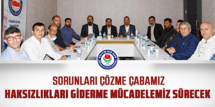 Ramazan Çakırcı: Sorunları çözme çabamız, haksızlıkları giderme mücadelemiz sürecek