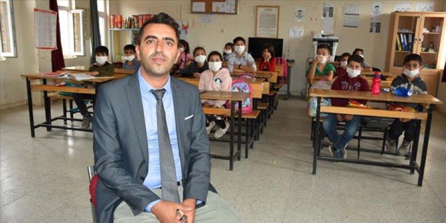 Mehmet öğretmen, 'Küresel Öğretmen Ödülü'ne aday gösterildi