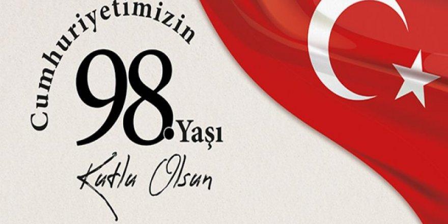Talip Geylan: Yaşasın Cumhuriyet, Kutlu Olsun Cumhuriyet Bayramı