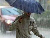 Kuvvetli yağış uyarısı-haritalı