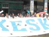 KESK ve DİSK genel grev ilan etti